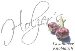 Holzer – Knoblauch, Erdbeeren und Privatzimmer in Karnten