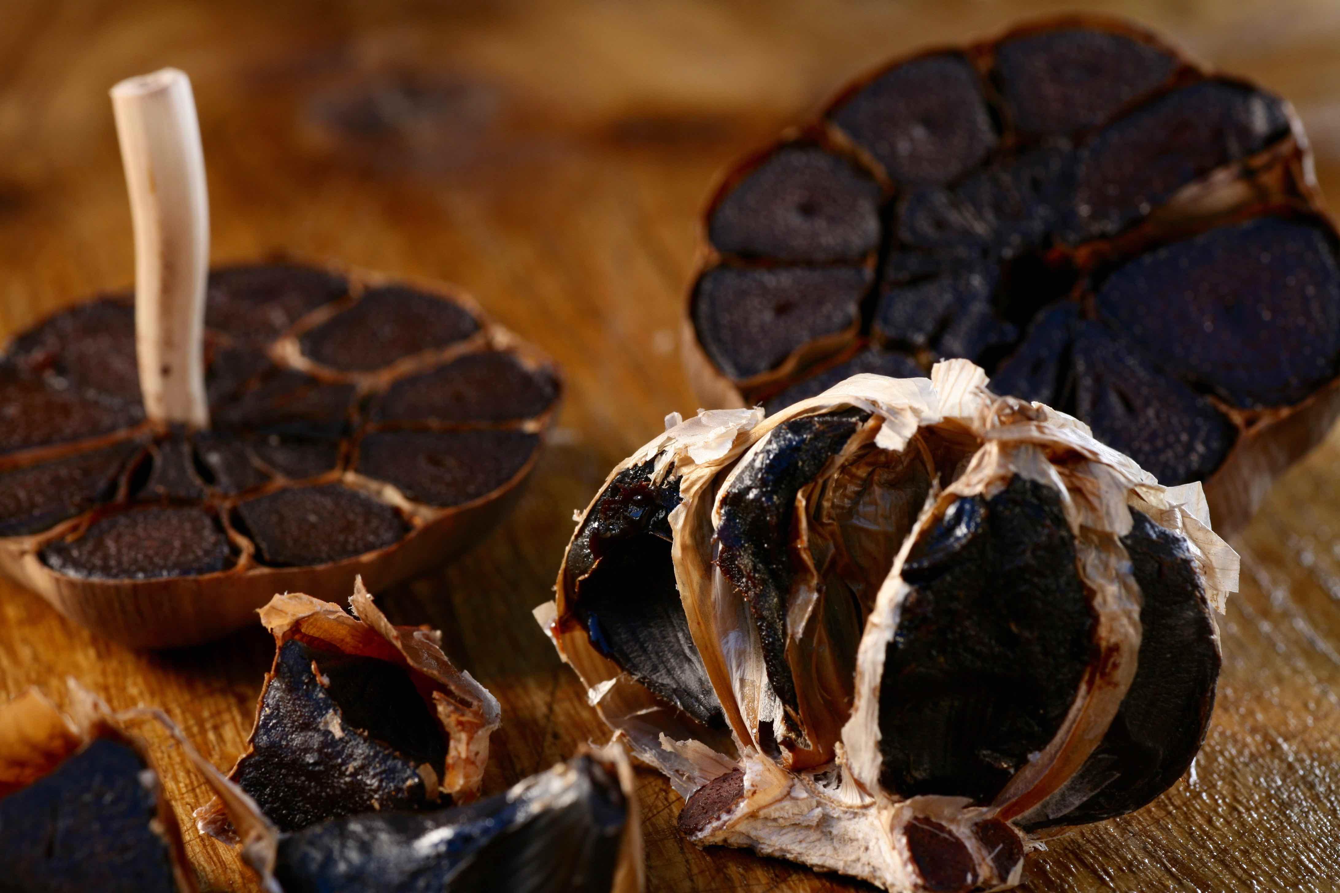 Black Garlic - Schwarzer Knoblauch